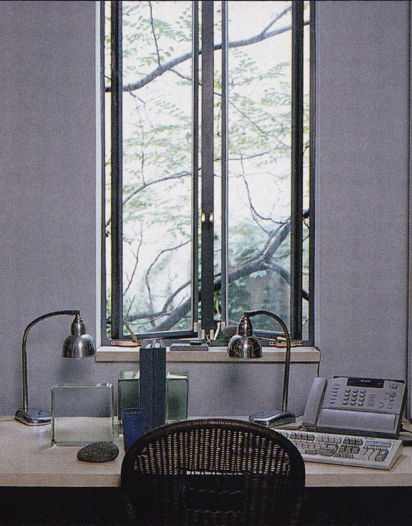 Sills & Huniford-New York flat-Maison & Jardin-March 1995-Thibault Jeanson