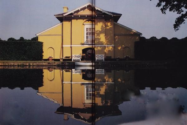Temple of the Four Seasons-Veere Grenney-Suffolk-HG April 1991-James Mortimer