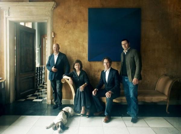 Axel Vervoordt-Antwerp Castle-Financial Times-Maurice Haas