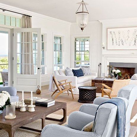 Victoria Hagan's Nantucket retreat. Photo by Pieter Estersohn.