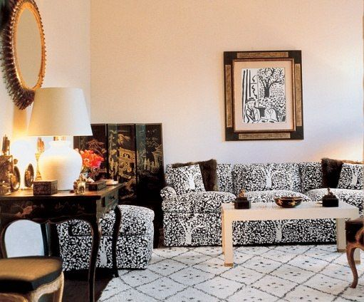 Billy Baldwin Decorates-Woodson Taulbee NYC apartment
