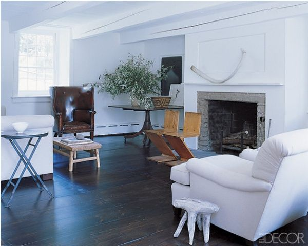 Mark Cunnighham's Hudson Valley country house. Photo by William Waldron.