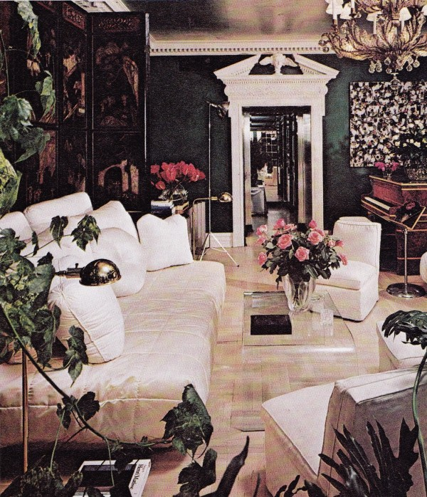 Angelo Donghia NY apt-NY Times Book of Interior Design and Decoration-Jaime Ardelice