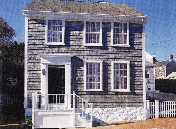 Hugh Newell Jacobsen-Nantucket-HG Aug 87-John Hall