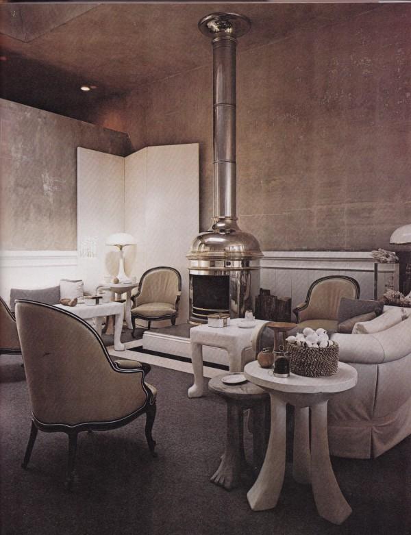John Dickinson-San Francisco-Minimal Traditional-The New York Times Book of Interior Design and Decoration -Jeremiah O. Bragstad