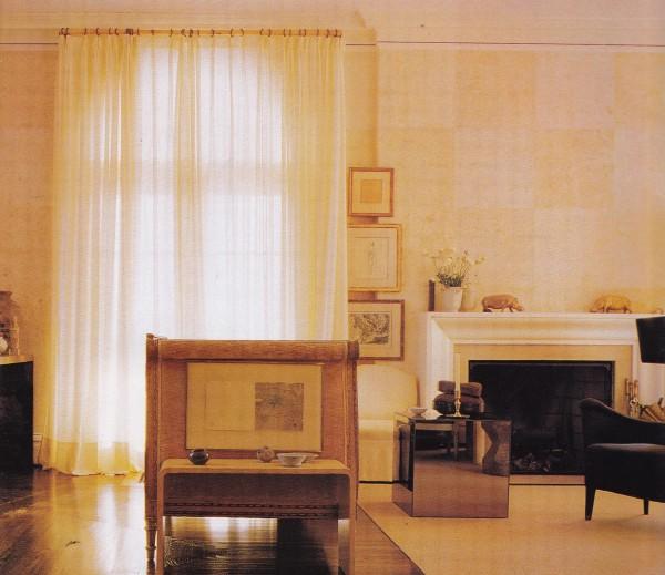 Jeffrey Bilhuber-Luxurious Simplicity-HG May 1990-Oberto Gili