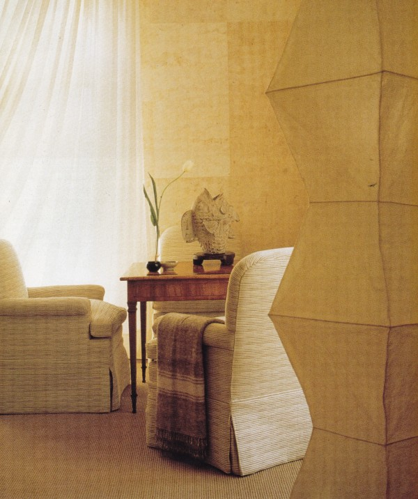 Jeffrey Bilhuber's Design Basics-Photo by François Halard