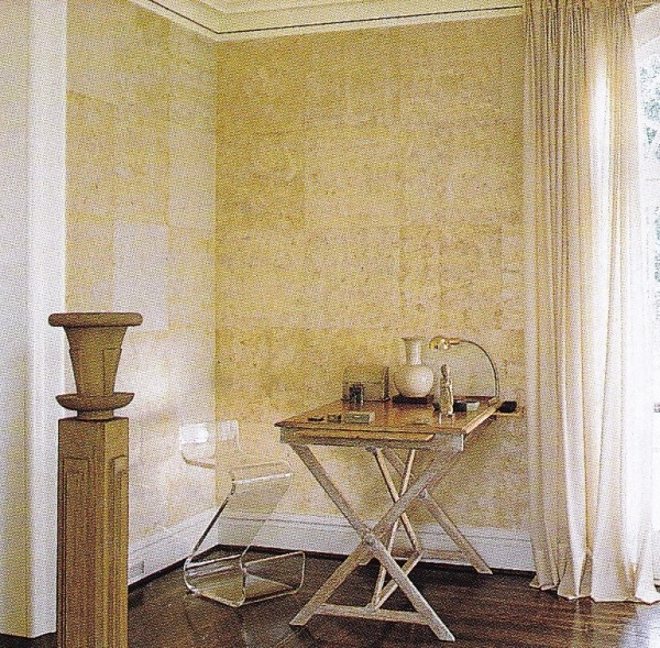 Jeffrey Bilhuber-House Beautiful-June 1997William Waldron-