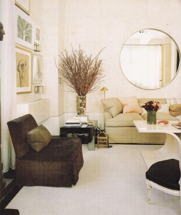 Jeffrey Bilhuber NY apt-Design Basics