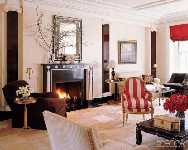 Brian McCarthy-NY-American Chic-Elle Decor-William Waldron