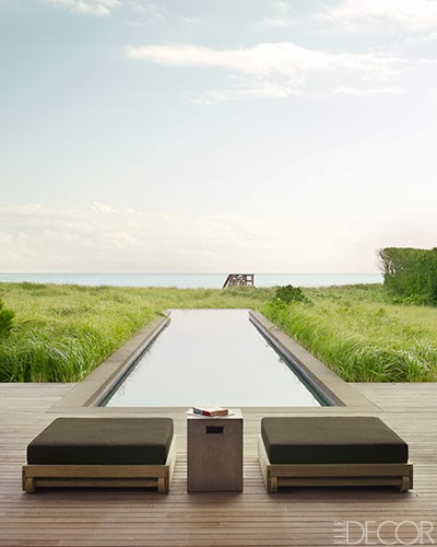 Low key style for an expansive Hamptons beach house by