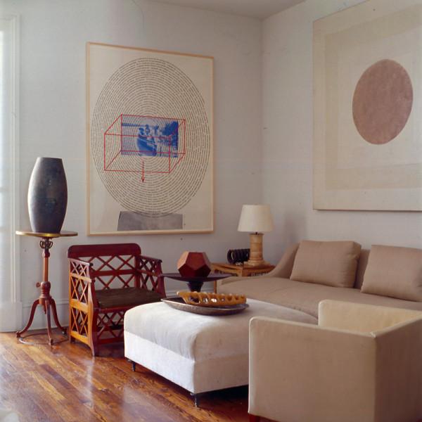 James Huniford apartment. William Waldron
