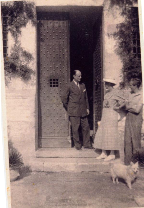 1 Arrivo Phillimore Mal 1932