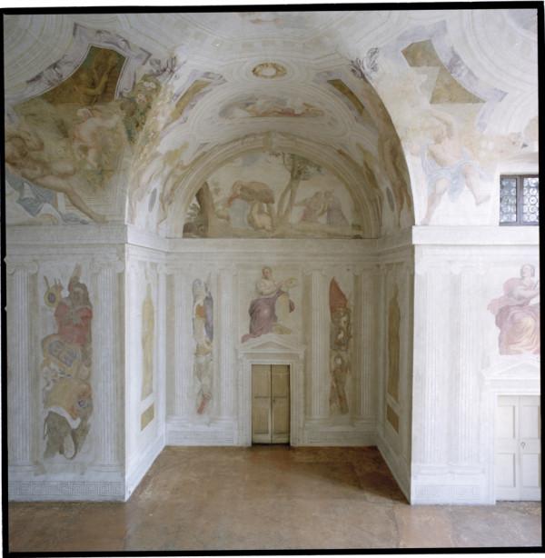 Central Hall-Villa La Malcontenta-Andrea Palladio-Veneto