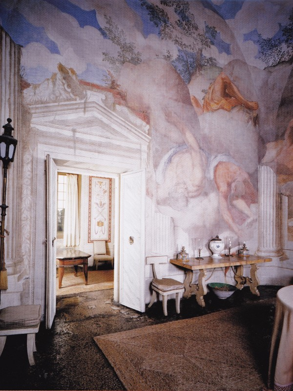 Room of Giants-Villa Foscari-Andrea Palladio