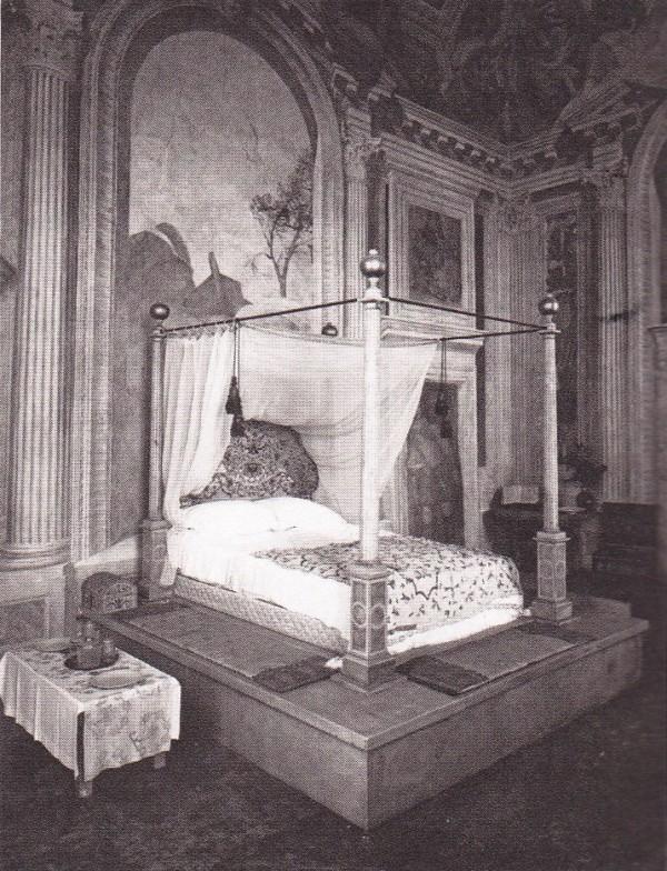 Room of Prometheus-Villa Foscari La Malcontenta-Bertie Landsberg-1930's