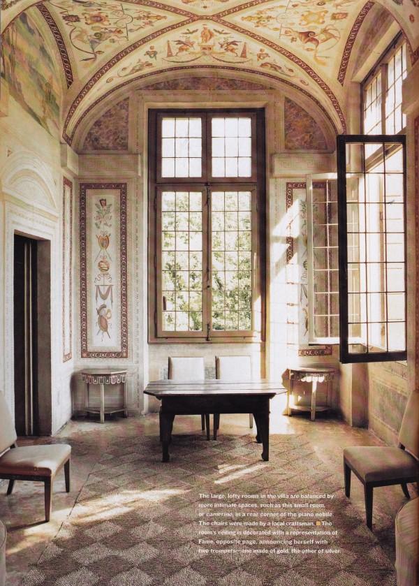 La Malcontenta-Andrea Palladio-1560-Veneto-Antonio Foscari-HG- Oct 2001-François Halard