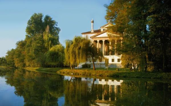 Villa La Malcontenta-Andrea Palladio