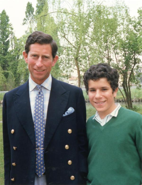 Prince Charles-Ferigo Foscari-La Malconenta-1986