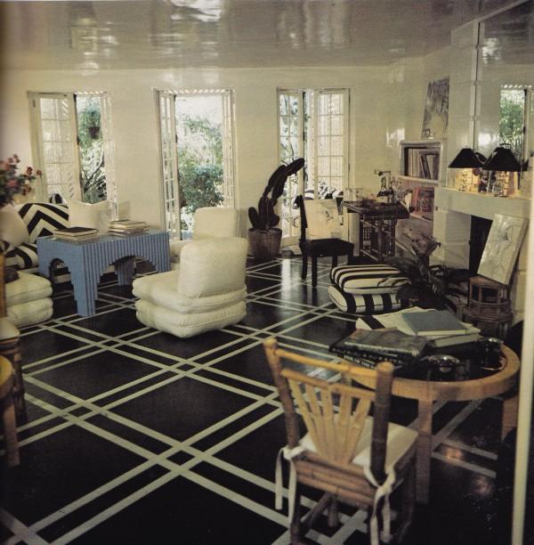 Angelo Donghia- AD 1973