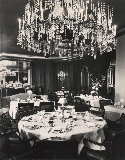 Angelo Donghia-Met Opera Club-1966