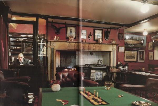 Pratt's Gentlemans Club London 1841