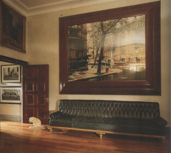London flat decorated by Christopher Hodsoll+The World of Inteiors-September 1987-Photography by James Mortimer