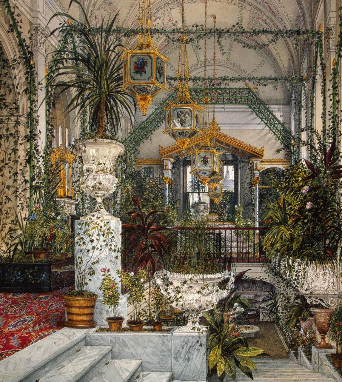 Winter Gardens | Cristopher Worthland Interiors